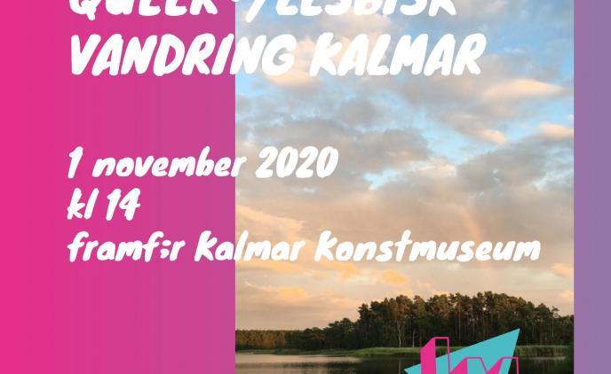 Queer*/Lesbisk vandring Kalmar